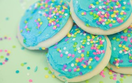 Sugar Cookies Backgrounds