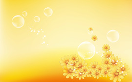 Yellow Flowers Desktop Backgrounds