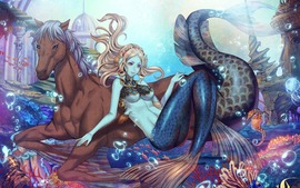 Mermaid Widescreen