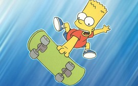 Bart Simpson Wallpapers