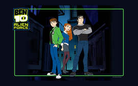 Ben 10 Animated Series