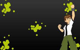 Ben 10 Background