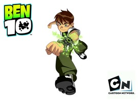 Ben 10 Backgrounds