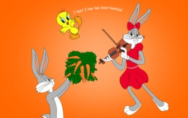 Bugs Bunny Desktop Wallpaper