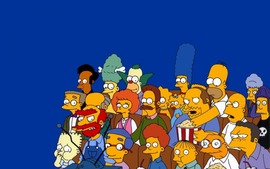 The Simpsons 2560x1600