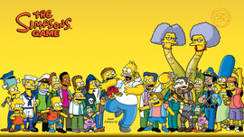 The Simpsons Animated Sitcom