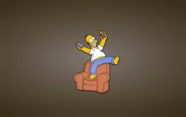 The Simpsons Wide Wallpapers