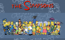 The Simpsons Widescreen