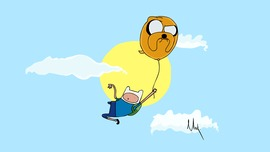 Adventure Time 1080p Wallpapers