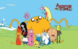 Adventure Time Desktop Background