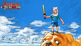 Adventure Time High Definition Wallpaper