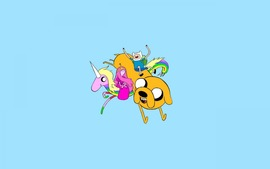 Adventure Time Wide Wallpapers