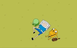 Adventure Time Widescreen