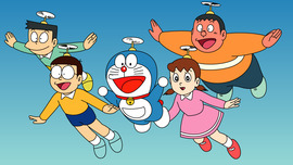 Doraemon Desktop Wallpaper