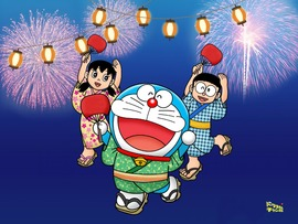 Doraemon Wide Wallpaper