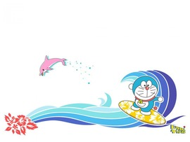 Doraemon Widescreen Wallpaper