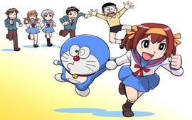 Doraemon Widescreen Wallpapers