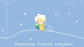 Finn Jake Wallpaper