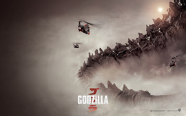 Godzilla (2014) Movie