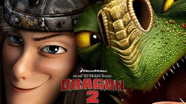 How to Train Your Dragon 2 (2014) Poster