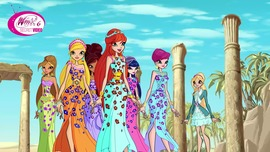 Winx Club HD Wallpaper