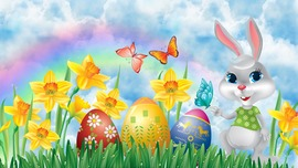 Happy Easter HD