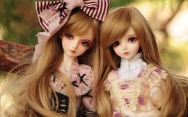 Beautiful Dolls