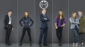 Agents of S.H.I.E.L.D Cast