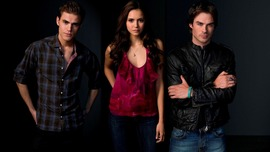 The Vampire Diaries 1920x1080 Wallpaper