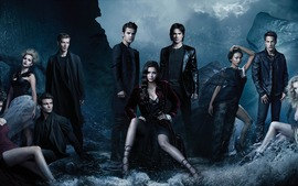 The Vampire Diaries Characters