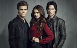 The Vampire Diaries Wide Wallpapers