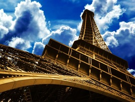Eiffel Tower Wallpaper