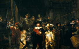 The Night Watch Rembrandt van Rijn