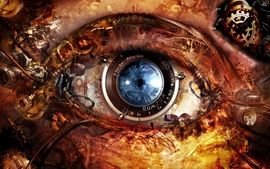 Eye Digital Art