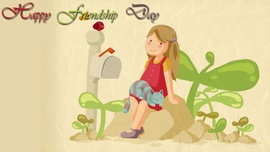 Friendship Day 2014 Wallpapers