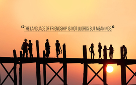 Friendship Quotes Backgrounds
