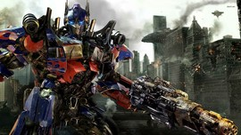 Transformers Desktop Background