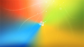Colorful Windows 7