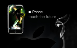 Iphone Touch The Future