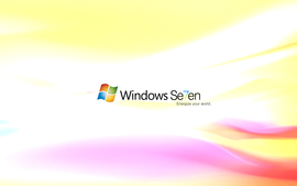 Windows Seven 7 Original