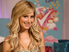 Ashley Tisdale Smile