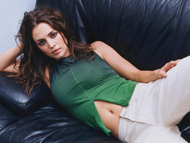 Wrong Turn Actress Eliza Dushku