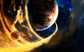 Planets Conflict