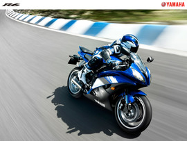 2009 Yamaha Yzf R6 Wallpaper