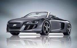 2010 Abt Audi R8 Spyder Wallpaper