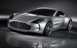 2010 Aston Martin One 77 Wallpaper