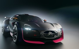2010 Citroen Survolt Concept Wallpaper