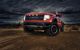 2010 Ford F150 Svt Raptor Wallpaper