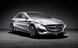 2010 Mercedes Benz F800 Style Concept Wallpaper