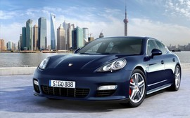 2010 Porsche Panamera Wallpapers